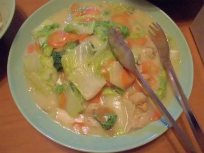 1.18白菜の旨煮