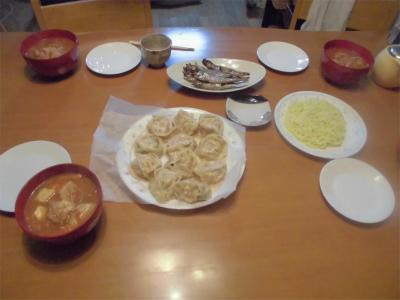 1.24夕食