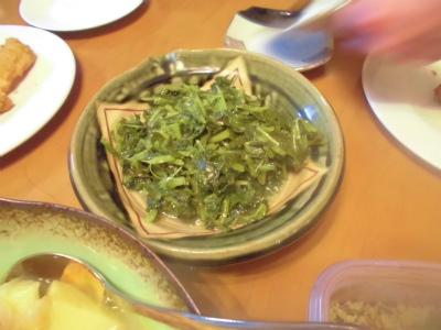 1.20大根菜の煮浸し
