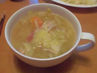 1.26キャベツスープ