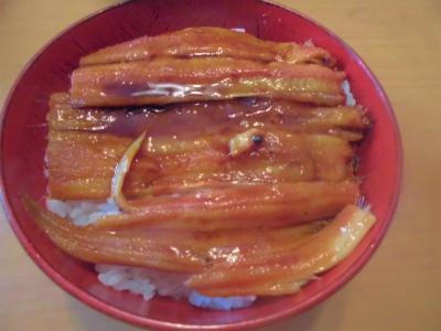 1.26穴子丼