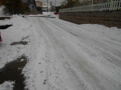 2.11家の前の道路