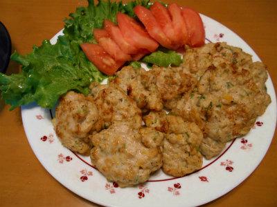 2.11鶏肉と豆腐のスパイシー揚げ