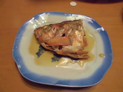 2.13魚煮付