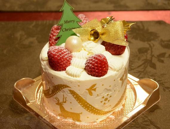 クリスマスケーキ20180102