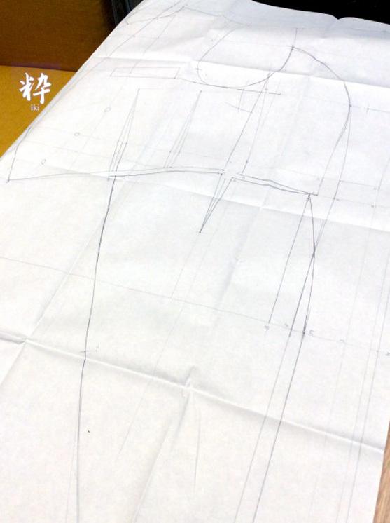 オーダースーツ名古屋 ビスポークスーツ名古屋