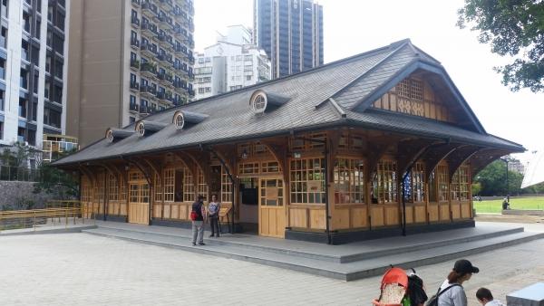 171215-百年駅站新北投車站01