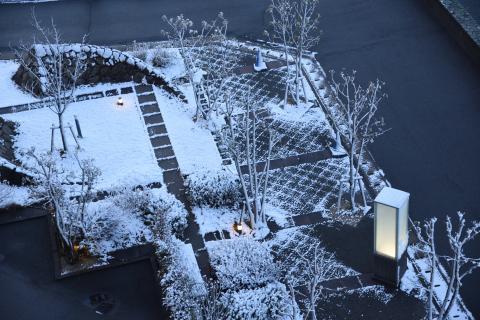 2018/01/11初雪