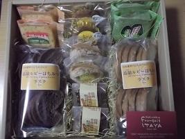 ヤマウラ焼き菓子2018.1