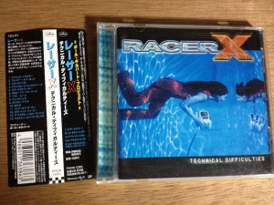 Racer X(Technical Difficulties)
