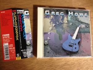 Greg Howe(Parallax)