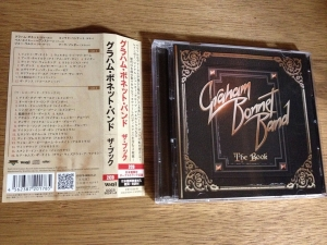 Graham Bonnet Band(The Book)