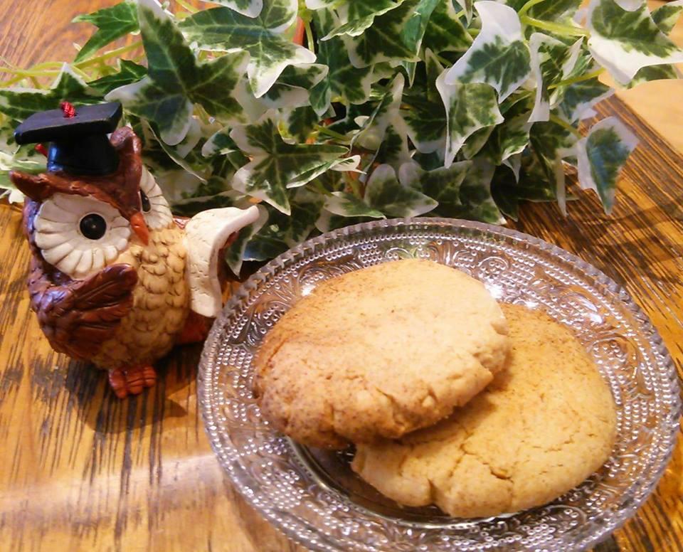 ピーナッツクッキー01