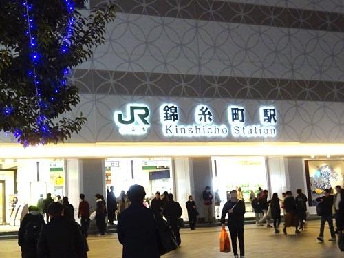 21錦糸町駅