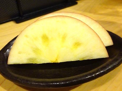 35こみつりんご