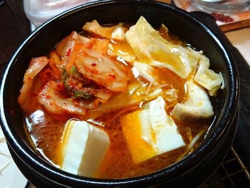 29キムチ鍋