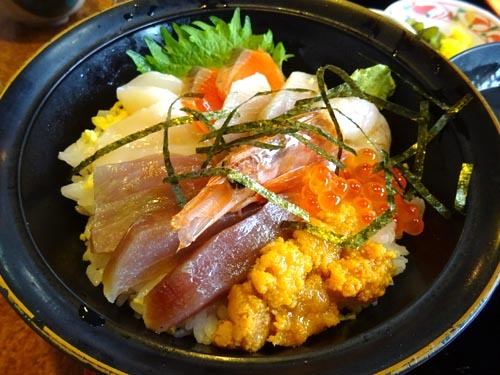 11海鮮丼2