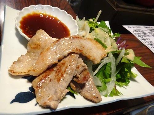17やんばる豚焼き肉