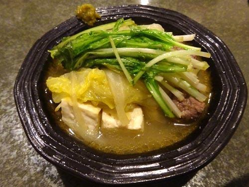 04肉団子と白菜の塩鍋