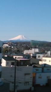 180115 富士山