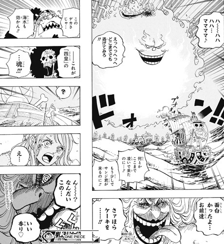 onepiece891raw マム