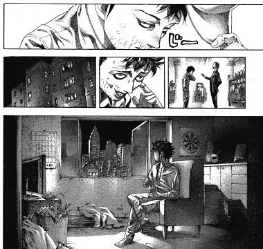 嘘喰い539話(最終回) 梶