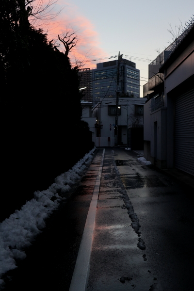 大雪 01/22/2018