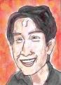1さいごう きちのすけ(隆盛たかもり)役・鈴木亮平さん