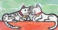 魔黒ネコ迷画猫(=^・^=) (3)