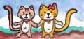 魔ネコ迷画猫(=^・・^=)