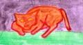 魔熊谷守一の猫谷守一 (6)