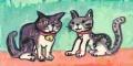 ネコ迷画猫(=^・・^=) (1)