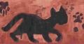 5黒猫の端午の節句