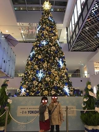 マークイズクリスマスツリー