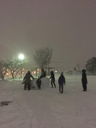 2018年1月22日大雪
