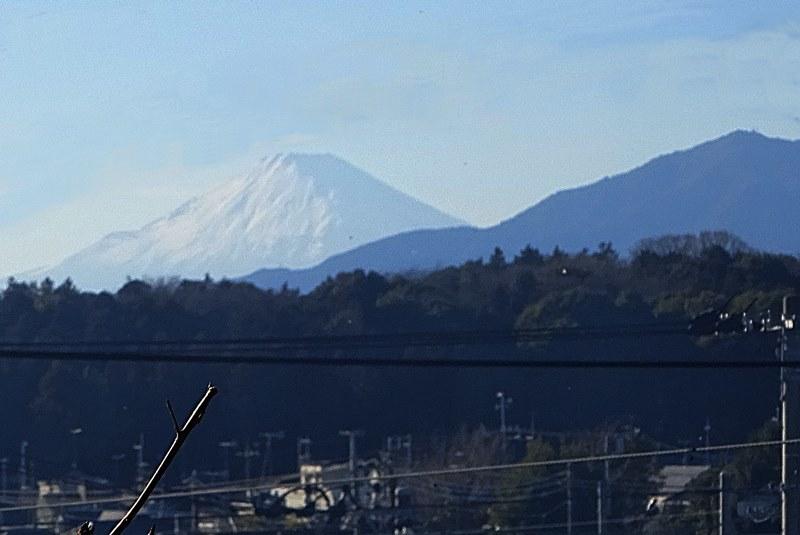 DSC01028勢至堂からの富士山