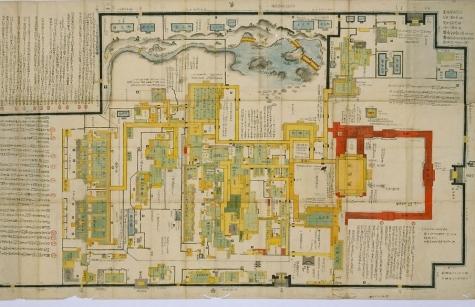 安政度内裏図(2年1855年)