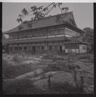 同志社啓真館(旧華族会館)2