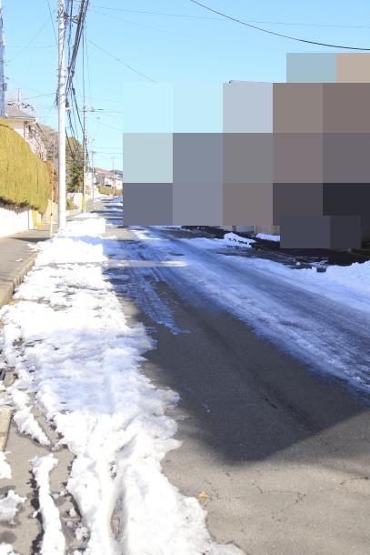 IMG_0165雪 まだ残ってる