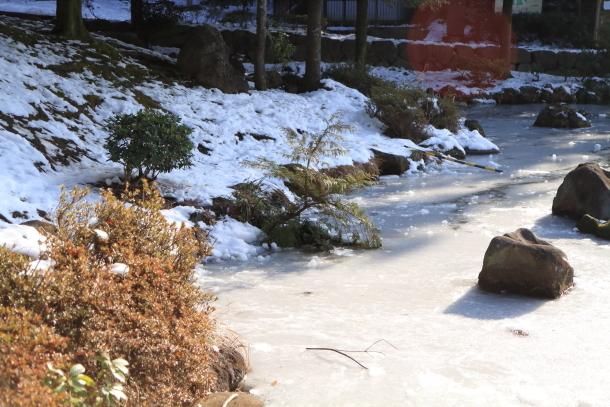 雪のふるさと公園00039310