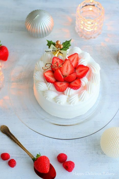 1223クリスマスケーキ
