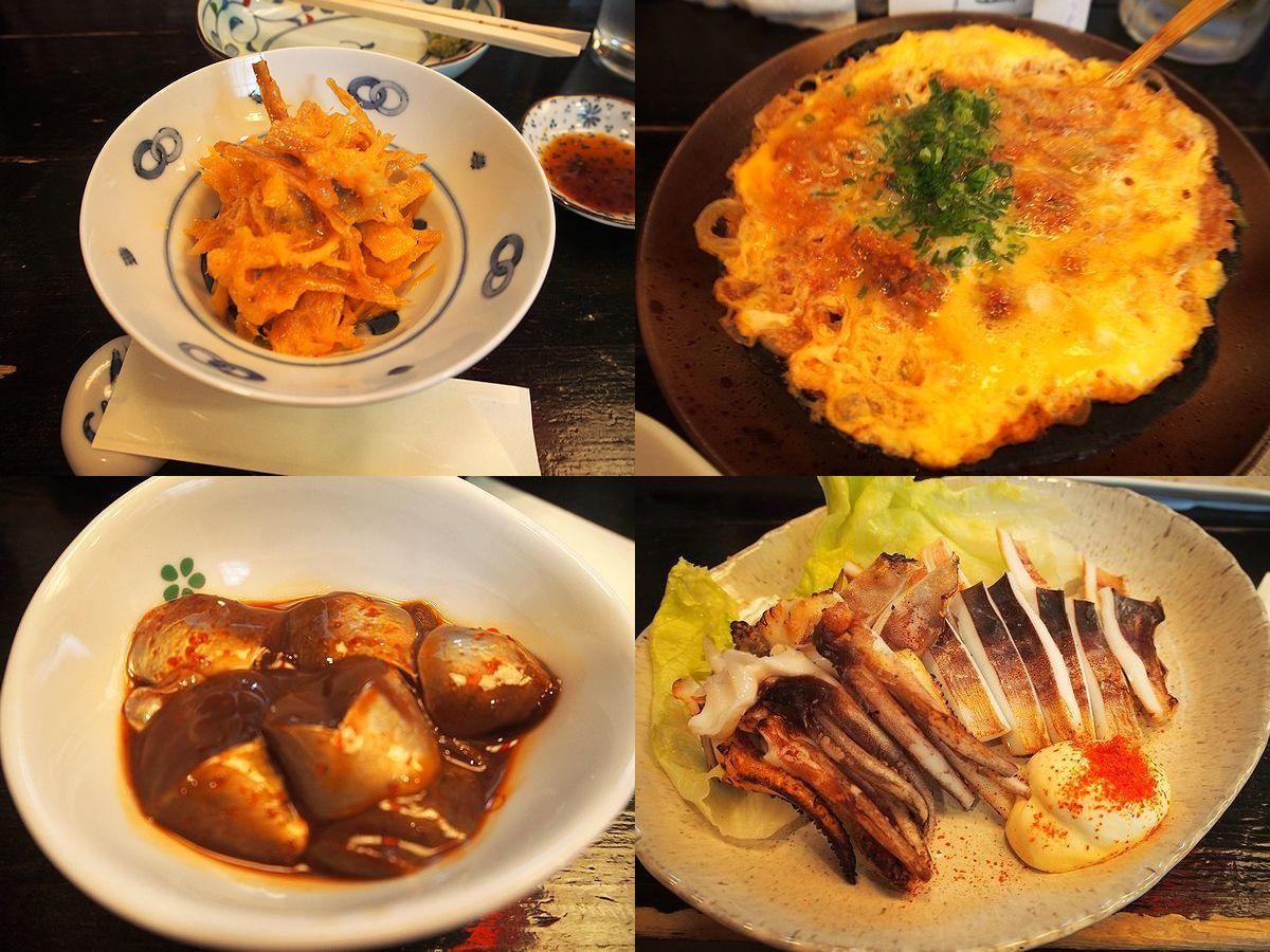 土門の料理たち