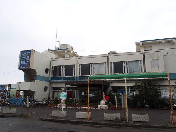 師崎港観光センター