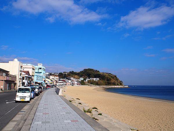 前浜サンサンビーチ