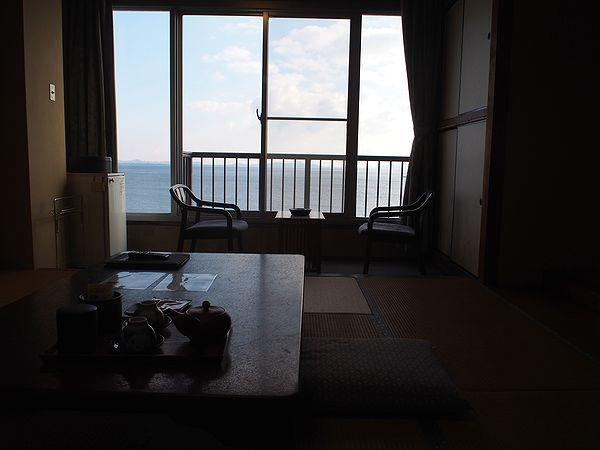 サンホテル太陽荘の客室
