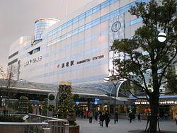 JR浜松駅(Hamamatsu)_-_panoramio