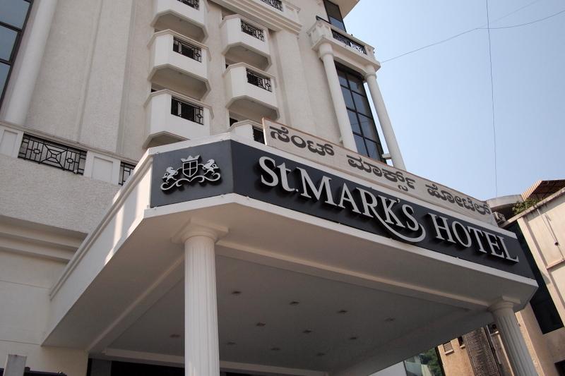 ■ St. MARK's Hotel バンガロール
