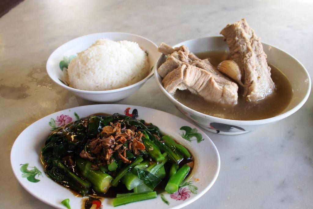 ■ 松發肉骨茶 シンガポール