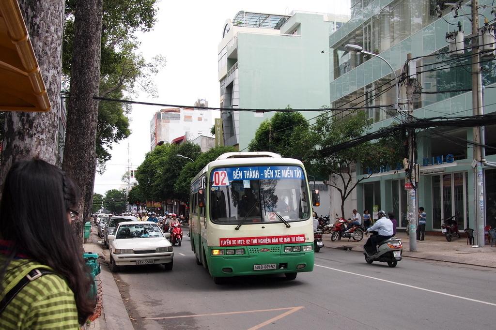 ■ ホーチミンの市バス