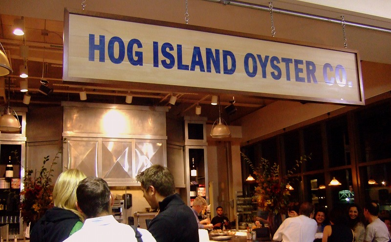 ■ HOG ISLAND OYSTER Co. サンフランシスコ